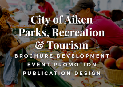 City of Aiken Parks, Recreation & Tourism