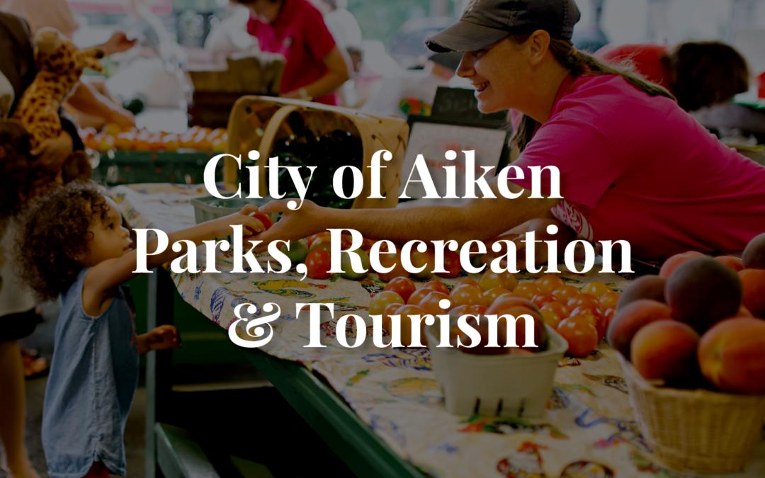 City of Aiken Parks, Recreation, and Tourism
